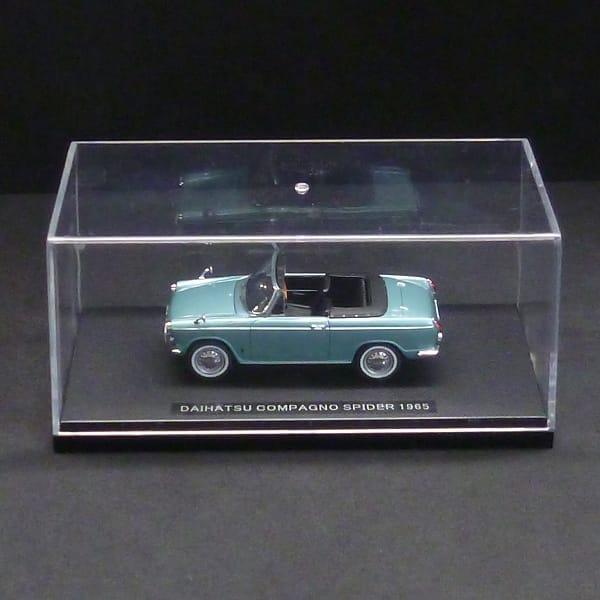 エブロ 1/43 ダイハツ コンパーノ スパイダー 1965