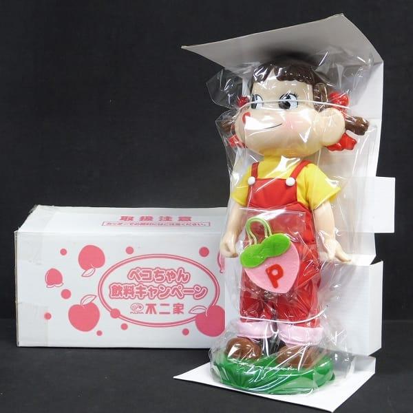 FUJIYA ひなまつりキャンペーン ペコちゃん 首ふり人形