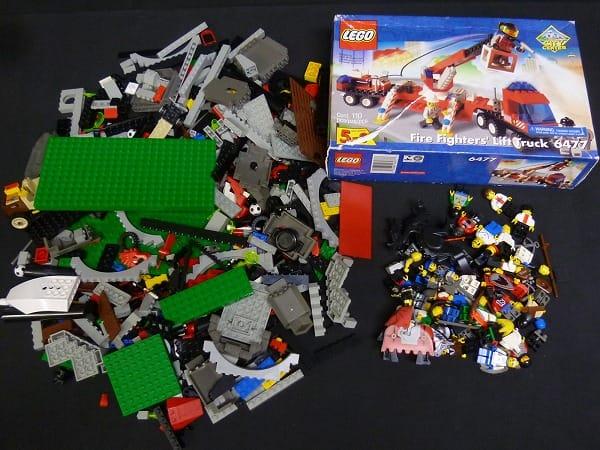レゴ LEGO お城シリーズ 街 ミニフィグ ブロック 他