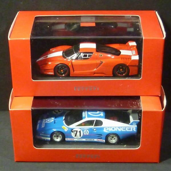 イクソ フェラーリ FXX 2005年 , BB512 LM #71 1982年