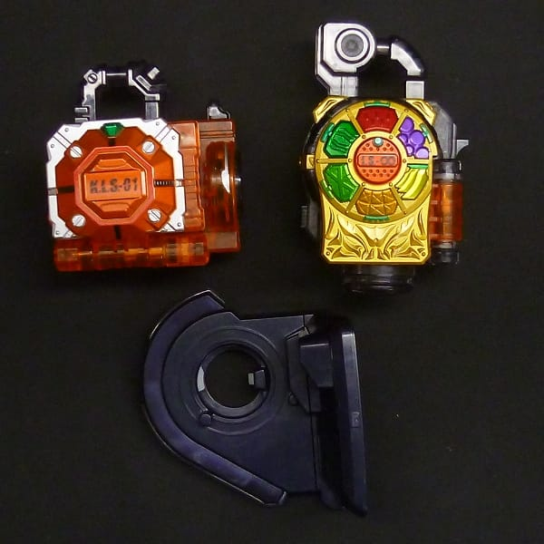 鎧武 DX極ロックシード & カチドキロックシードセット
