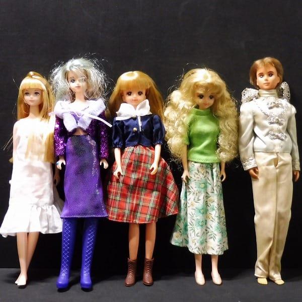 タカラ ジェニー フレンド ジェフ シオン 着せかえ 人形