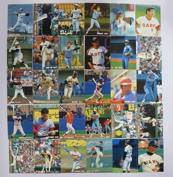 カルビー プロ野球チップスカード 1985年 No.131~178