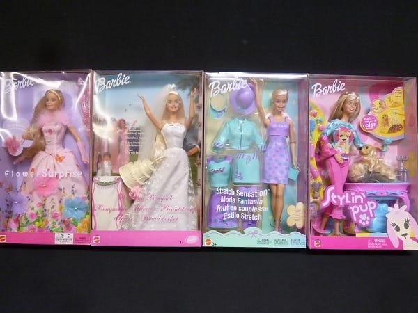 バービー Barbie 人形 フラワーサプライズ ウェディング