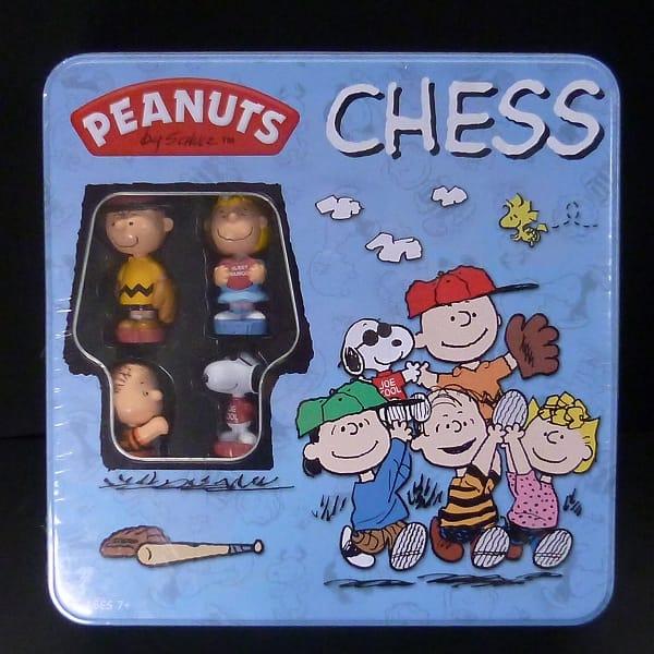 USAopoly ピーナッツ チェスセット /PEANUTS スヌーピー_1