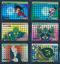 ドラゴンボール カードダス 本弾 第1弾 キラ 6枚 1995年