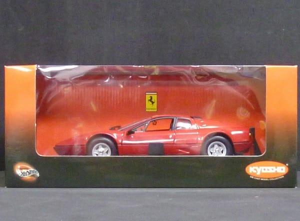 京商 ホットウィール 1/18 フェラーリ 512 BBi ミニカー