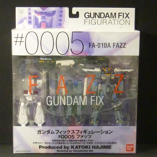 GFF #0005 FA-010A ファッツ FAZZ / ガンダムセンチネル
