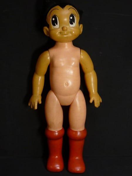 当時!! 浅草玩具 鉄腕アトム 約55cm ソフビ / 手塚治虫