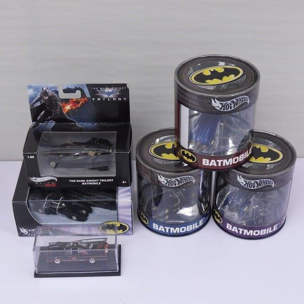 Hot Wheels バットマン バットモービル / ミニカー