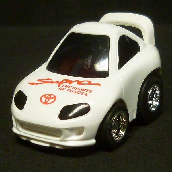 チョロQ HG No.004 トヨタ スープラ 日本製 ホワイト