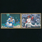 カルビー プロ野球 カード 1988 307 伊東勤 325 大野豊