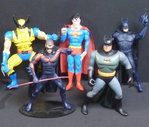 トイビズ バットマン スーパーマン X-men 他 まとめて