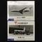 JAS 1/500 日本国内航空 YS-11 , ボーイング727 1966