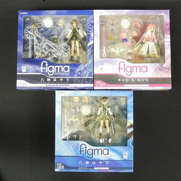 figma 魔法少女 リリカルなのは 八神はやて キャロ
