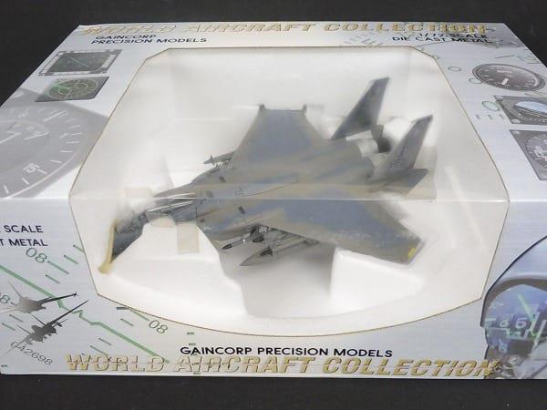 ゲインコープ 1/72 USAF F15C イーグル 第58戦闘飛行隊