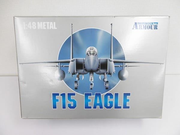 COLLECTION ARMOR 1/48 F-15C USAF イーグル メタル製