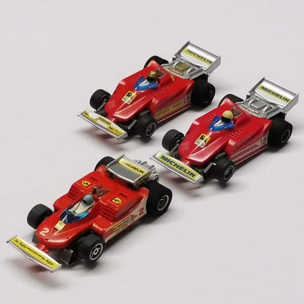 HOスロットカー フェラーリ レーシングカー / F1 車体