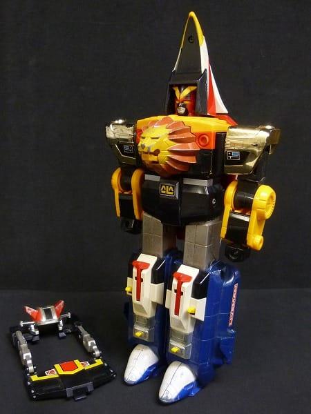 DX 超合金 合体 ライブロボ 超獣戦隊ライブマン