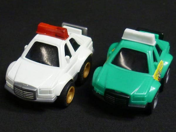 チョロQ A品番 A-26 ベンツ 500SEL 日本製 パトカー