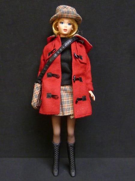 マテル Barbie バーバリー ブルーレーベル ドール 人形
