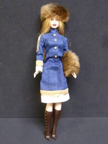 マテル Barbie ドールオブザワールド ロシア 人形