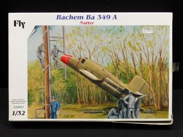 FLY 1/32 バッヘム Bachem Ba 349 A ナッター Natter