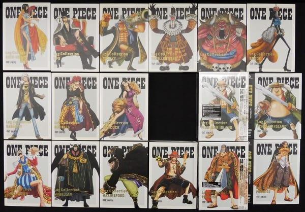 avex DVD ワンピース ログコレクション 第3~5期 + 1