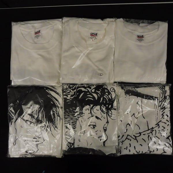 スラムダンク Tシャツ Lサイズ 桜木花道 他 / 井上雄彦