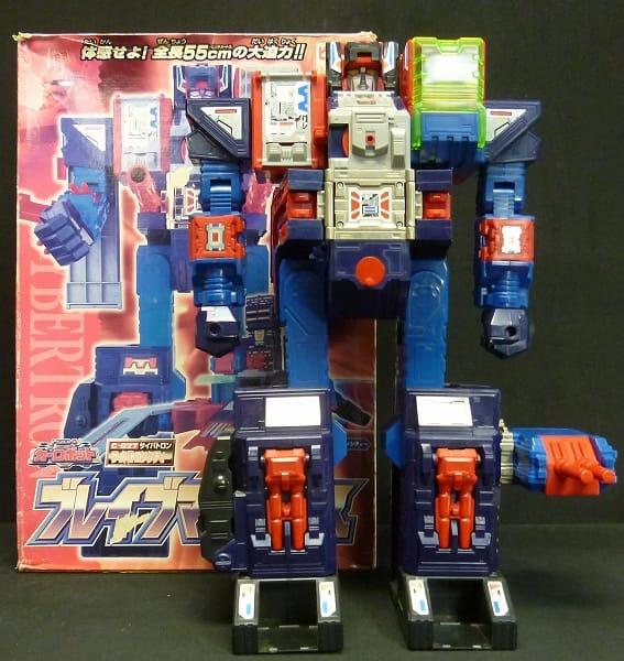 トランスフォーマー カーロボット ブレイブマキシマス