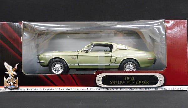 Yatming 1/18 1968 シェルビー GT-500KR
