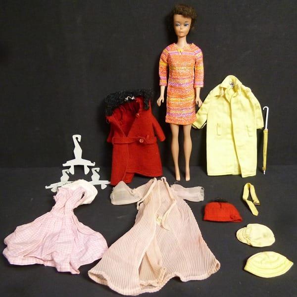 マテル Barbie 1962年 日本製 ビンテージ ドール