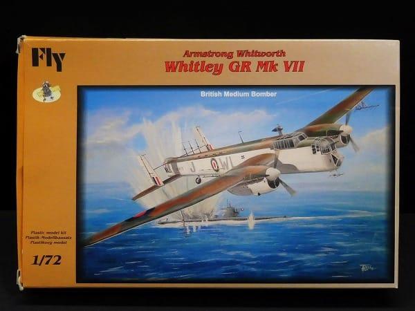 FLY 1/72 ホイットレー GR Mk VII / AW38 英 重爆撃機