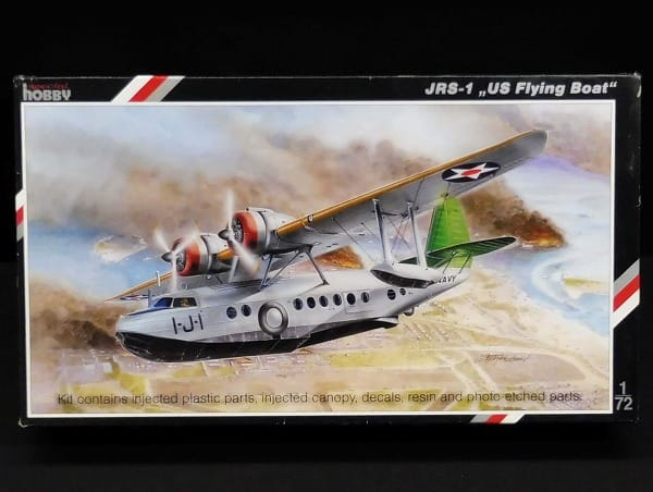 Special hobby 1/72 JRS-1 US Flyng Bort Sikorsky S-43