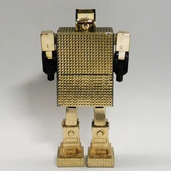ポピー 超合金GB-37 ゴールドライタン クリスタルカット