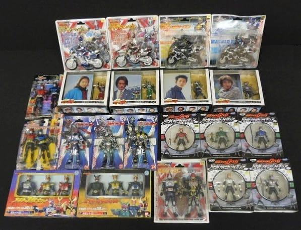 仮面ライダー フィギュア アギト3戦士 ブレイド 他