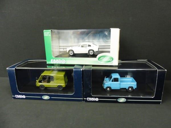 エブロ 1/43 ホンダ バモス S600クーペ 1963ホンダT360