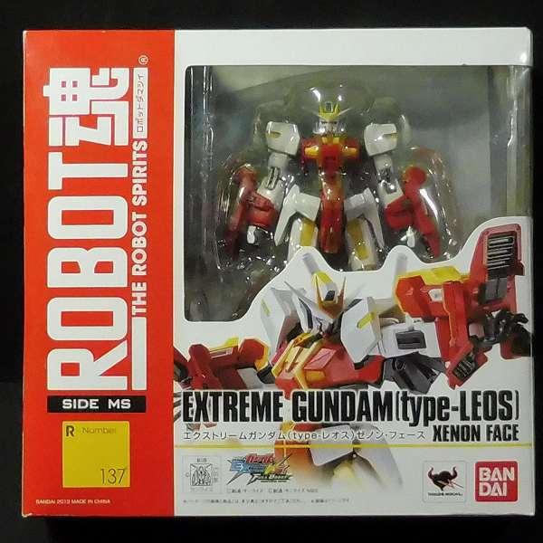 ROBOT魂 137 エクストリームガンダム type-レオス