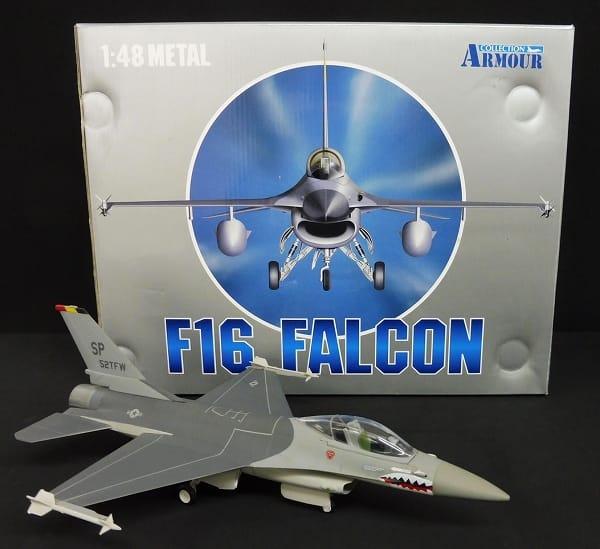1/48 メタル SP 52TFW 98019 F16 FALCON ARMOUR 軍用機