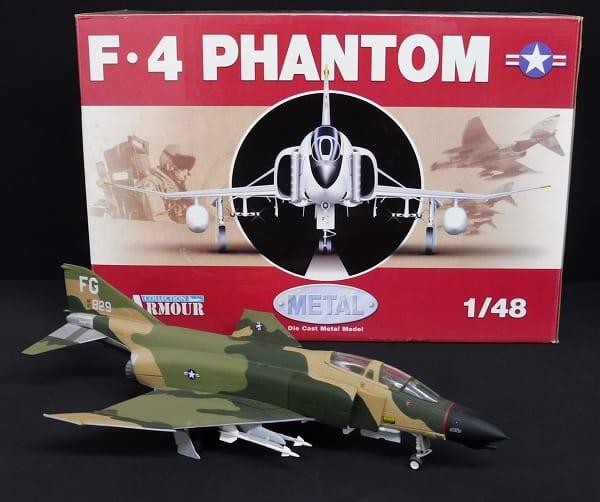 フランクリンミント ARMOUR 1/48 F・4 ファントム