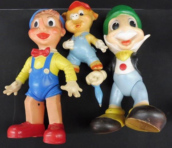 ラバードール ピノキオ ジミニー 他 当時物 ビンテージ