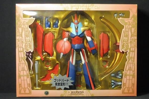 ミラクルアクション フィギュアDX / 勇者ライディーン