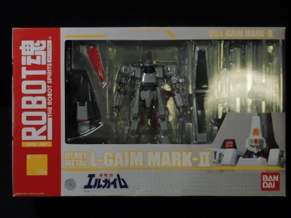 ROBOT魂 SIDE HM R-Number 084 エルガイムMk-Ⅱ