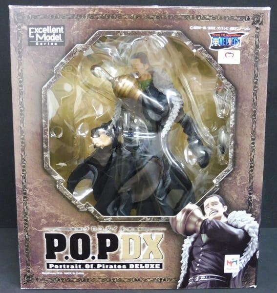 メガハウス POP DX ONE PIECE クロコダイル フィギュア