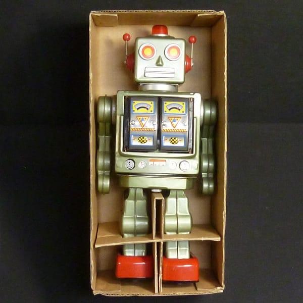 メタルハウス スターストライダーロボット グリーン_2