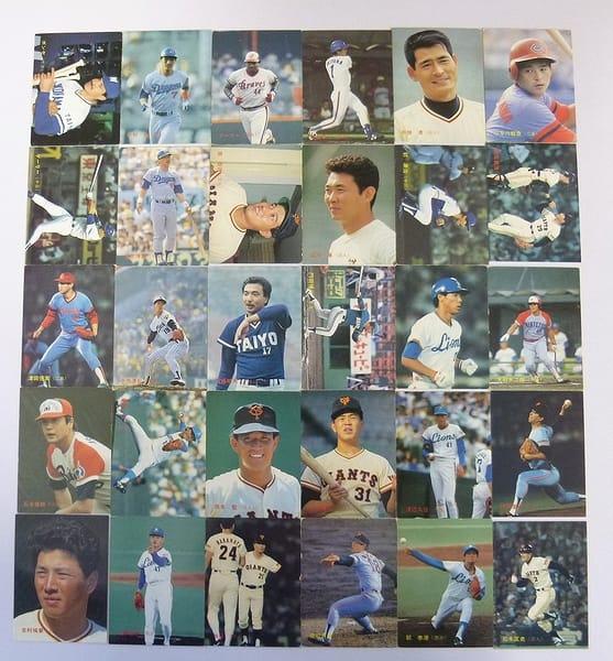 カルビー プロ野球 カード 1987年 30枚 257~286 コンプ_1