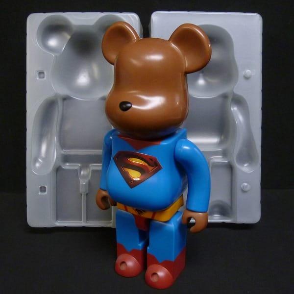 BE@RBRICK 400% スーパーマン リターンズ SUPERMAN_2
