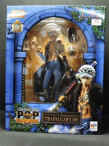P.O.P ワンピース Sailing Again ロー Ver.2 POP figure_1