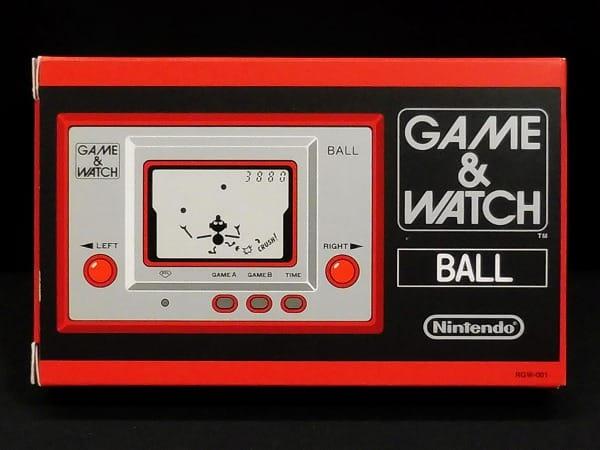 ゲームウォッチ GAME&WATCH ボール BALL 復刻版 非売品_1