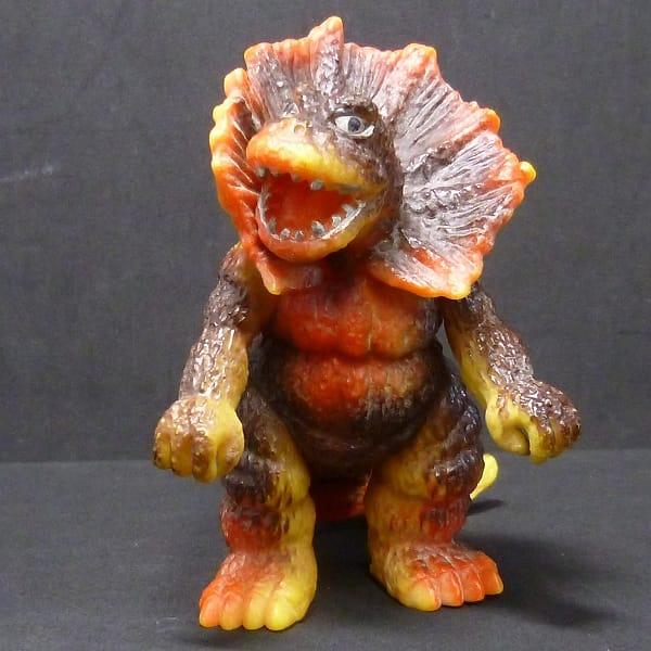 ポピー キングザウルス ジラース ソフビ 当時物 日本製